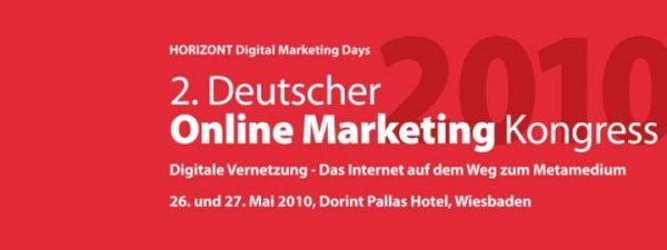 Keynote – 2. Deutscher Online Marketing Kongress