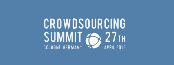 Crowdsourcing Summit 2012