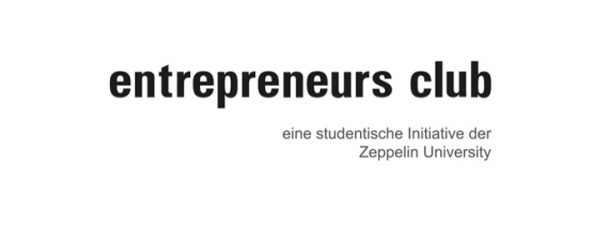 ZEPPELIN UNIVERSITY: E-Entrepreneurship