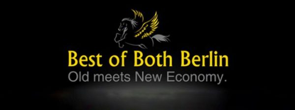 Keynote – Best of Both Berlin – Old meets New Economy