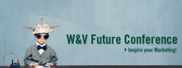 Keynote – W&V Future Conference