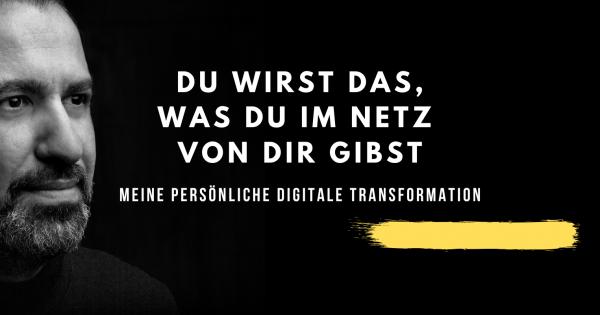 Meine persönliche digitale Transformation