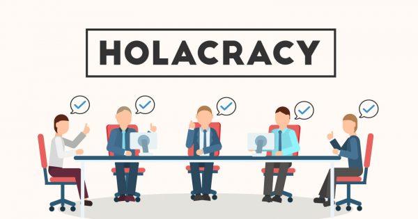 Holacracy: So verändern Sie die Struktur Ihres Unternehmens grundlegend