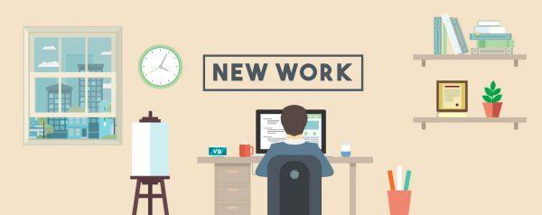 Digitalisierung: Megatrend New Work Bewegung