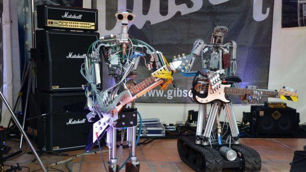 Die künstliche Kreativität: Wenn Maschinen Musik machen.