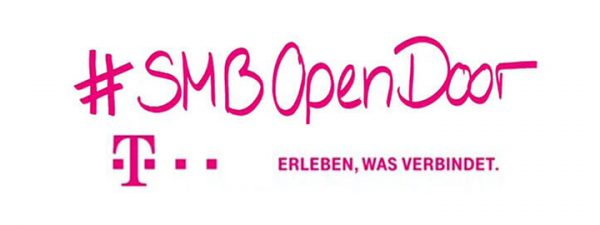 #SMBOpenDoor by Telekom – Keynote Speaker