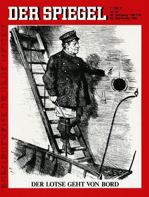 Helmut Schmidt - Der Lotse geht von Bord