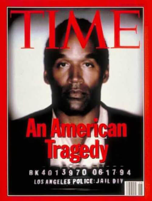 OJ Simpson Time 27 june 1994
