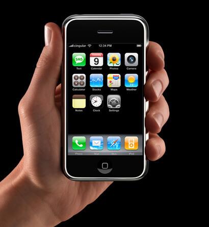iPhone Generation 1