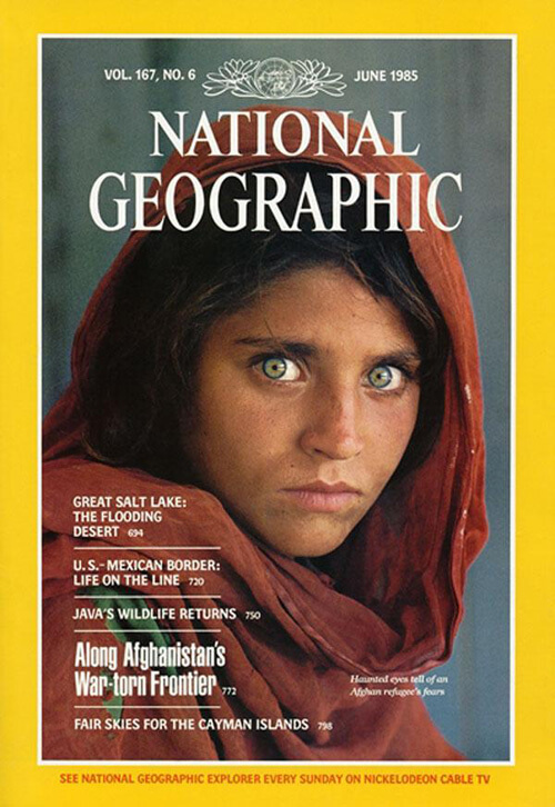 National Geographic - Kind aus Afghanistan