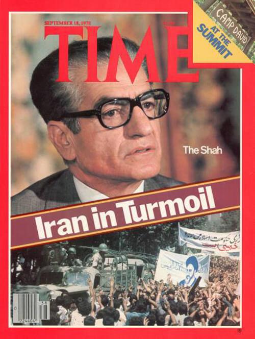 Times - Iran in Turmoil