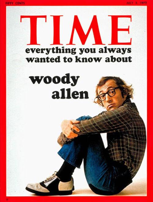 Time - Woody Allen