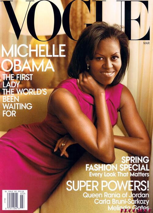 Vogue - Miss Obama