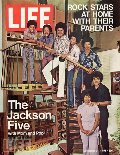 Life - Michael Jackson Familie