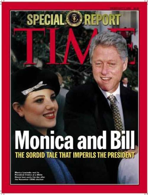 Bill Clinton Time 2 February 1998