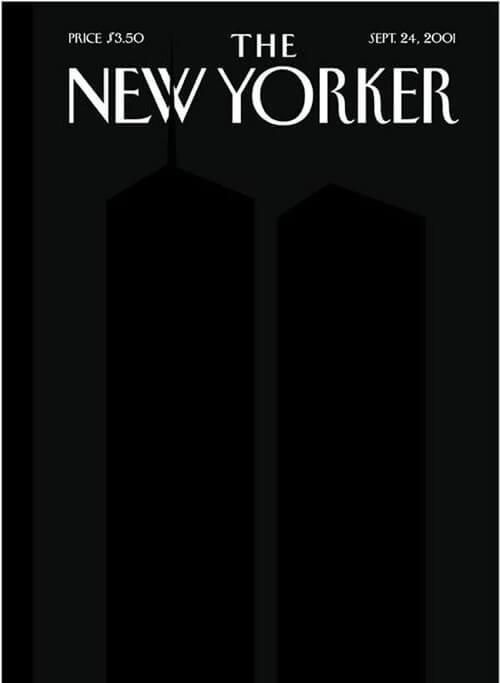 The New Yorker schwarz