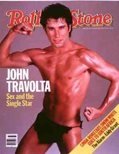Rolling Stone - John Travolta