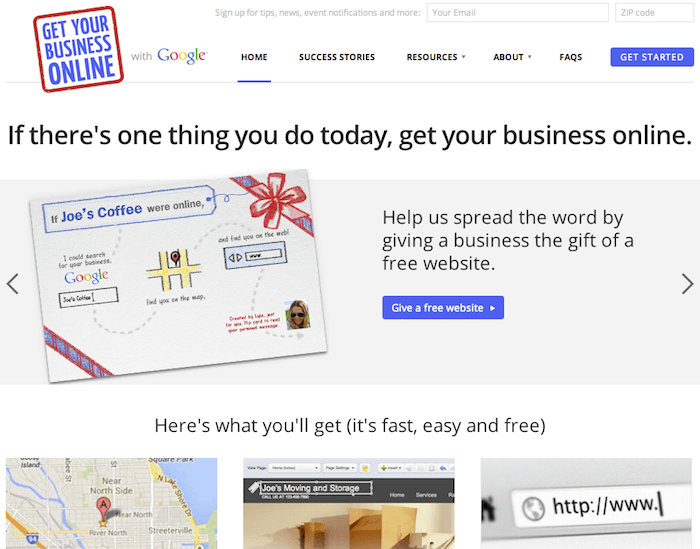 Google GYBO