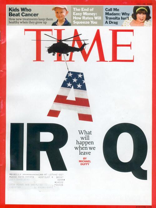 Time - IR A Q vom September 2007