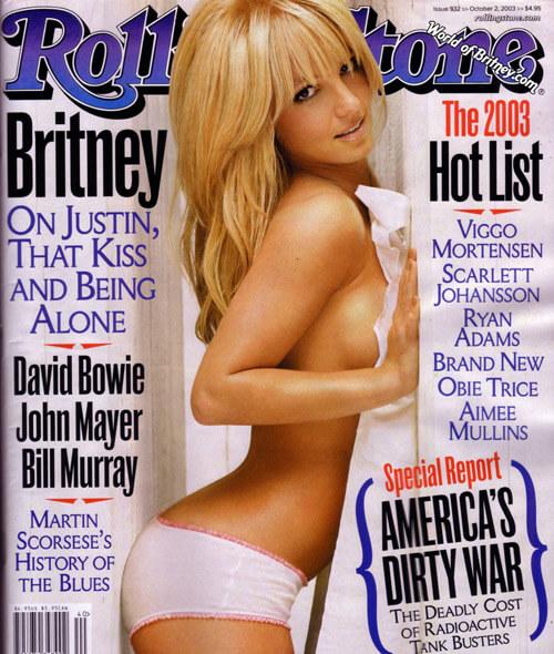 Rolling Stone - Britney Spears