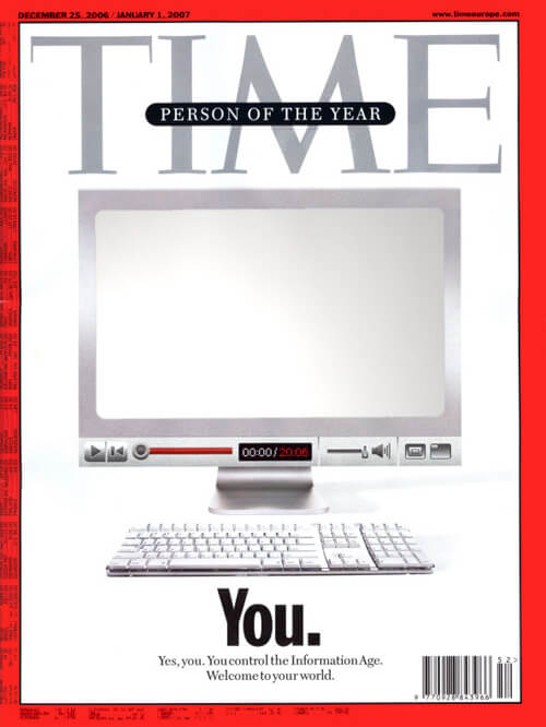 Times - Person of the year You